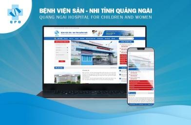 Bệnh Viện Sản - Nhi Quảng Ngãi